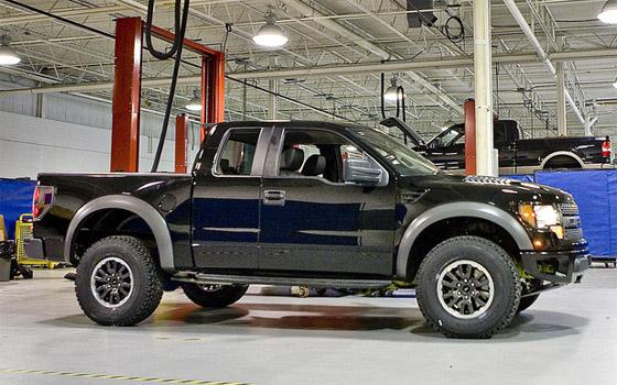 Ford F-150 - the leader among off-road vehicles