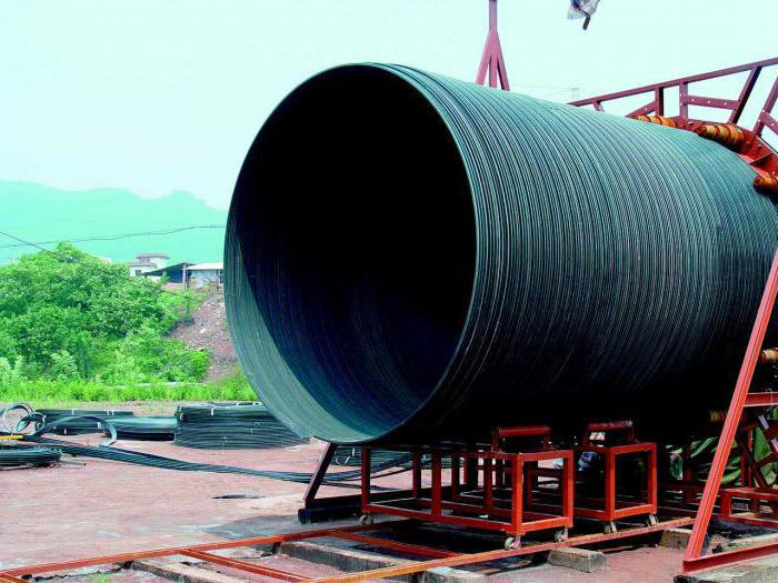 PVC sewage pipes: dimensions and selection rules
