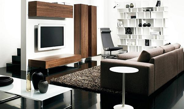 Furniture for small rooms: a competent choice