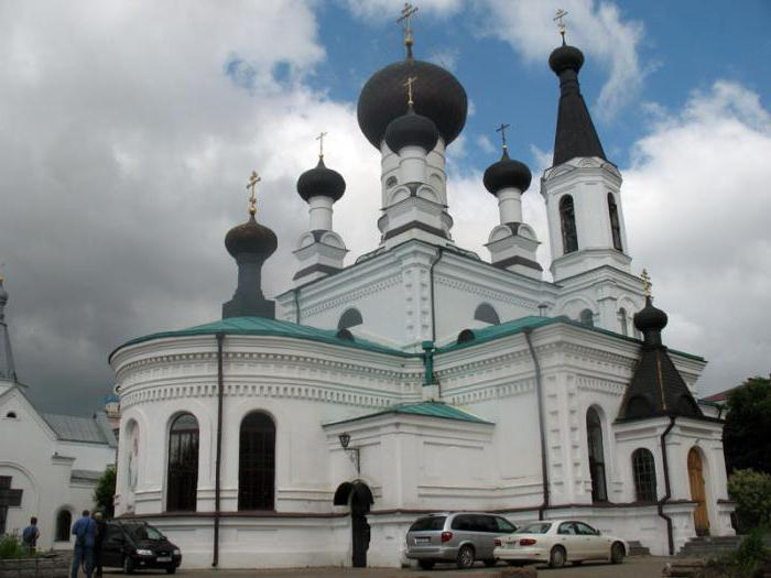 temples of the Diocese of Mogilev