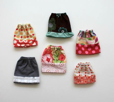 Clothes for dolls: how to sew beautiful clothes?