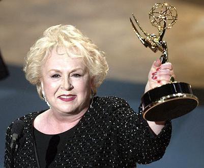 Doris Roberts - the legend of American cinema and theater