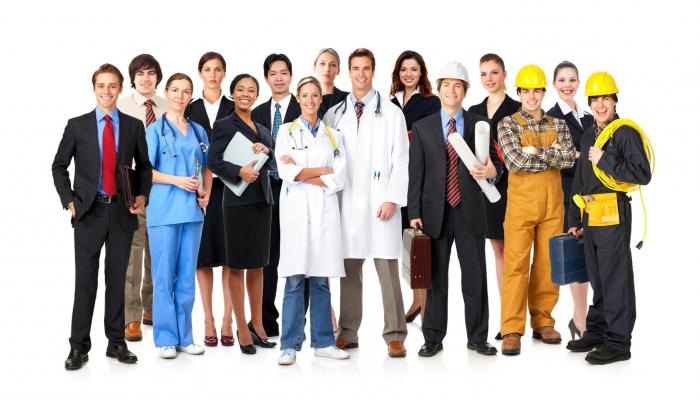 Demanded professions in Russia. List of popular professions in Russia in the future