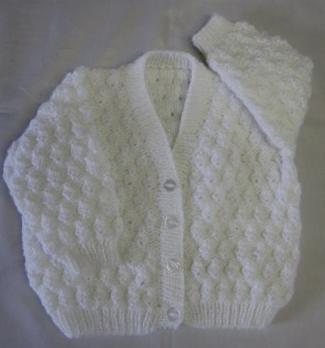 Knitted sweaters for girls