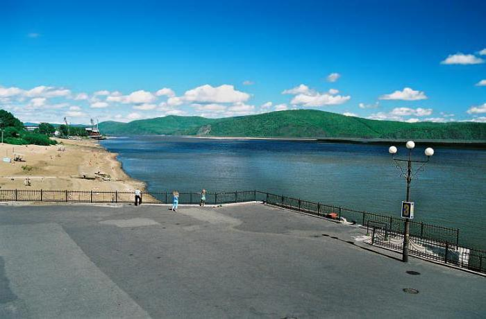 type of water regime of the Amur River