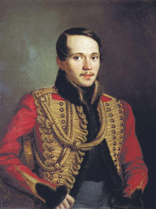 Biography of Lermontov: the most important of the life of the poet