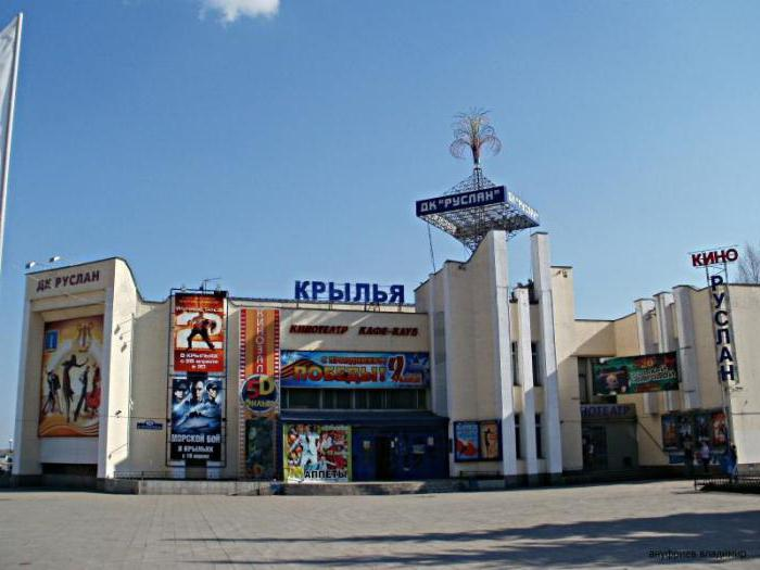Where to watch a movie in Ulyanovsk? Cinemas of the city: an overview