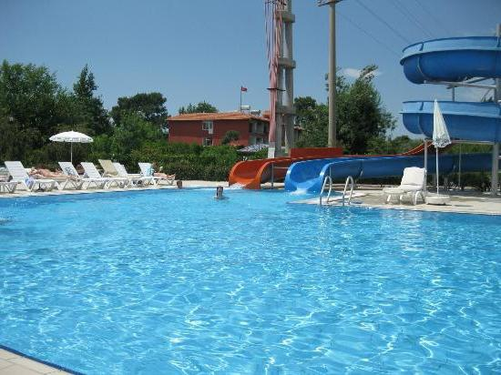 Larissa Garden 4 * Hotel - great for beach holidays