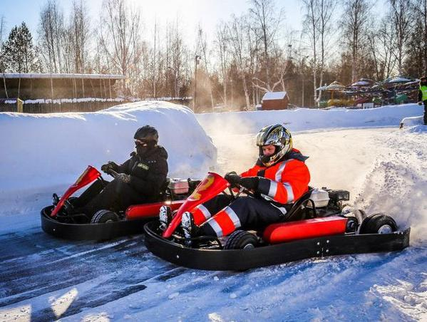 Karting in Yekaterinburg - where there are kartodromy, training and prices