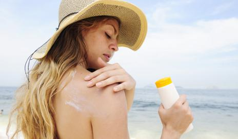 What to do if you burn in the sun: practically advice